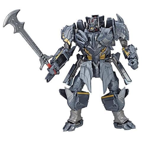 Робот - Трансформер Мегатрон (Megatron) Вояджер класс - Последний рыцарь, Hasbro