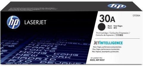Картридж HP 30A CF230A для LaserJet Pro M203/M227. Ресурс 1,6K