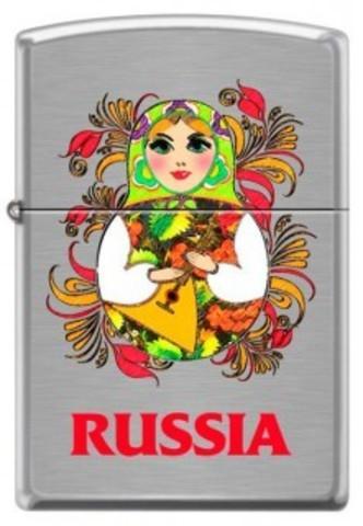 Зажигалка 200 Matroshka doll 2