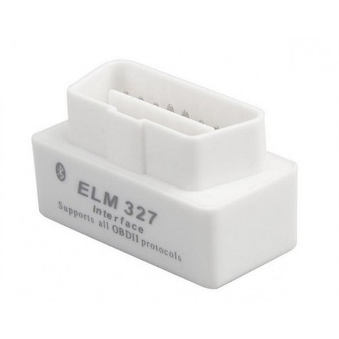 Автосканер ELM 327 bluetooth v1.5 SUPER mini