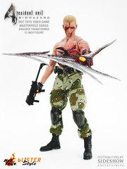 Biohazard Resident Evil 4 - Jack Krauser Transformed
