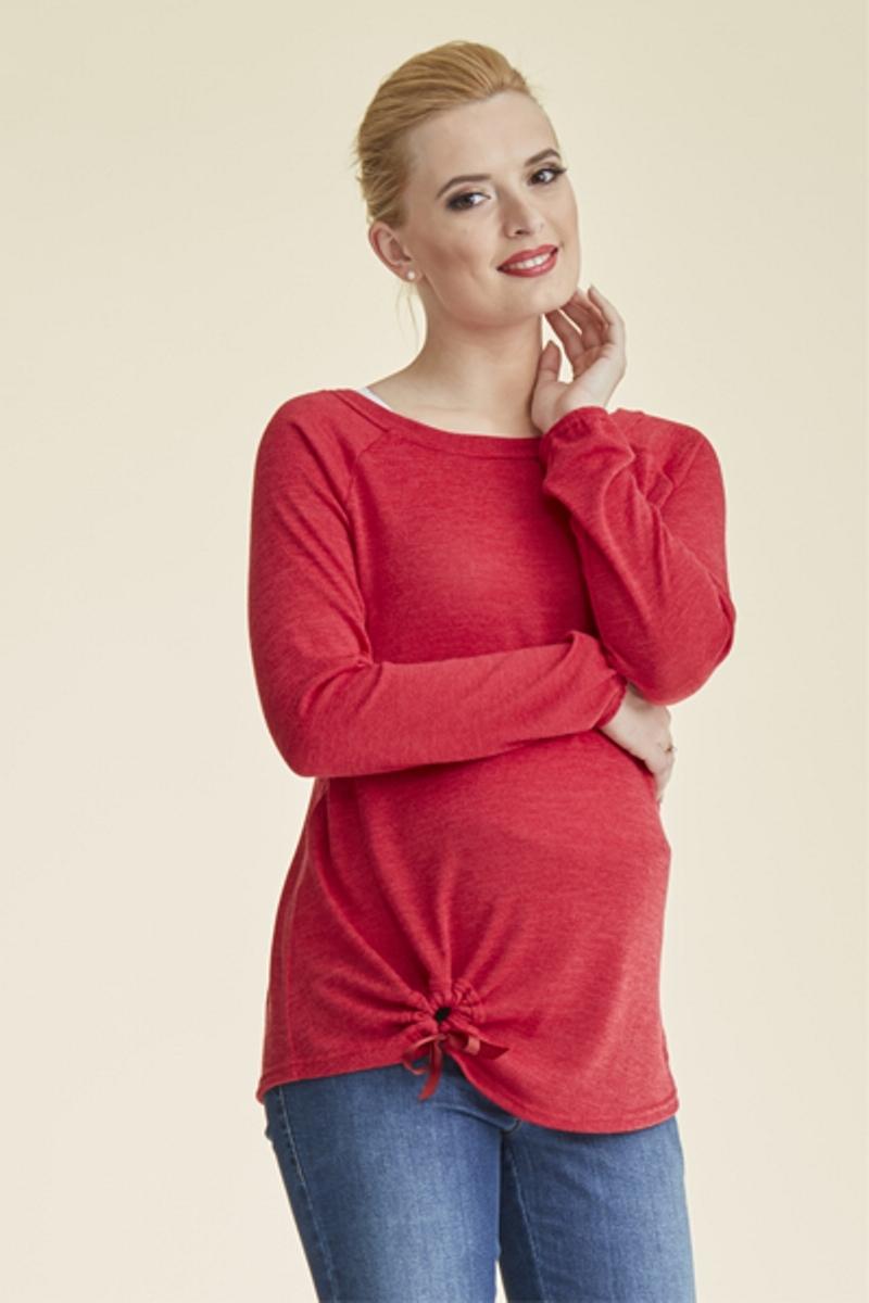 Блузка 07847 красный