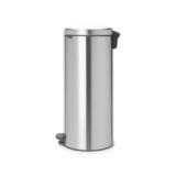 Мусорный бак newicon (30 л), Стальной матовый, арт. 114380 - превью 2