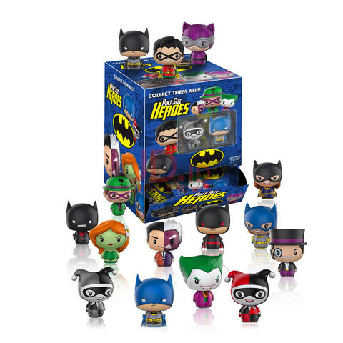 Фигурка Funko Pint Size Heroes: DC: Batman: Blindbags 24pc PDQ (1шт.)  10757