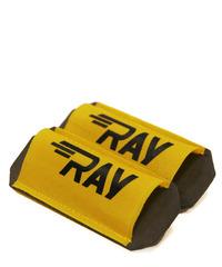 Скрепки для лыж Ray Yellow