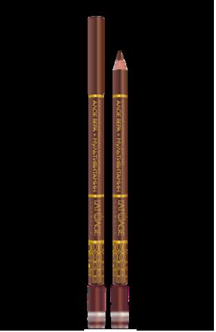 L'atuage L'atuage Cosmetic Контурный карандаш для глаз тон №18 (бронза)