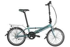 складной велосипед Corto FB220 зеленый