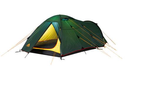 Кемпинговая палатка Alexika Tower 4 + (4 местная)