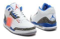 Air Jordan 3 Retro 'Blue Cement'