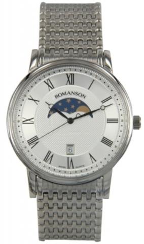 Купить Наручные часы Romanson TM1274FMWWH по доступной цене