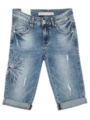 V8830 шорты женские, синие