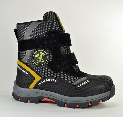 Зимние ботинки Minicolor 2542-05