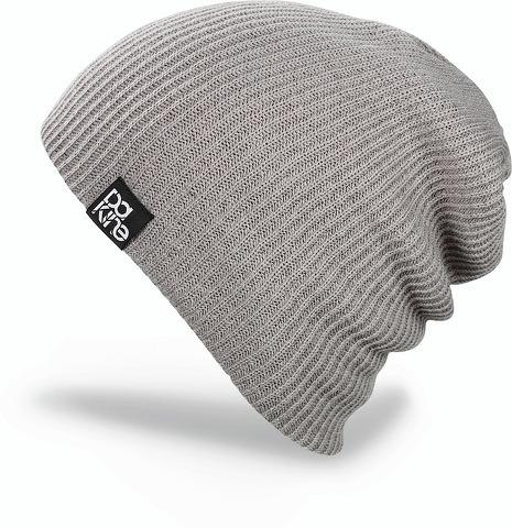 Длинные шапки Шапка-бини вязаная Dakine Tall Boy Charcoal 47.jpg