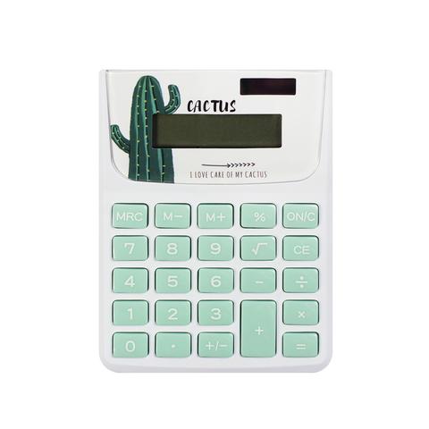 Калькулятор Cactus 1 White