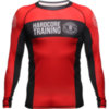 Рашгард Hardcore Training Recruit Red