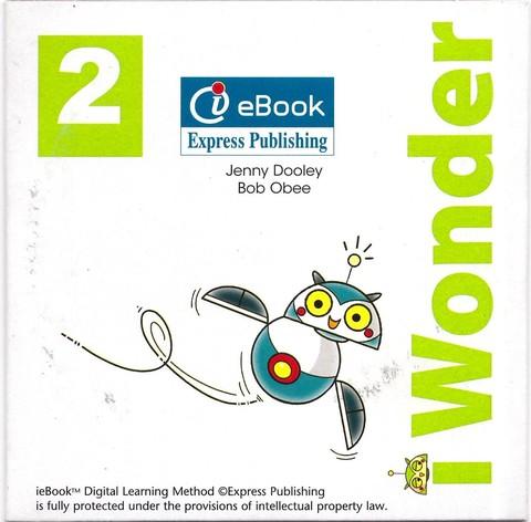 I wonder 2 iebook - интерактивный диск к учебнику