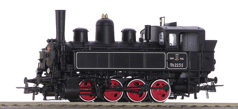 BRAWA 40614 Паровоз Tb 2235( Reihe 178), СЖД, Ер. III, НО, со звуковым декодером DCC и дымогенератором