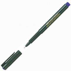 Линер Faber-Castell FINEPEN 1511 0,4мм синий 151151