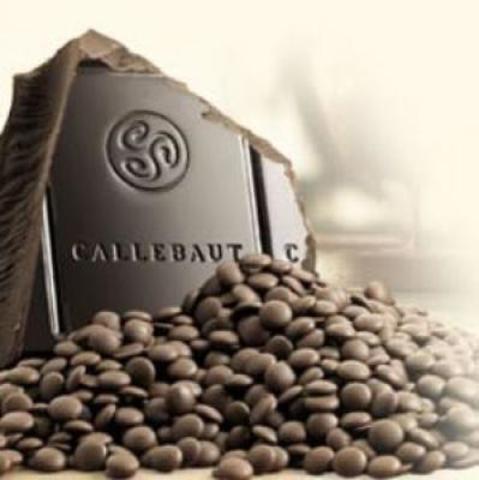 Шоколад темный Callebaut