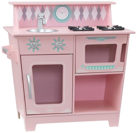 KidKraft Классик розовая - детская кухня 53383_KE
