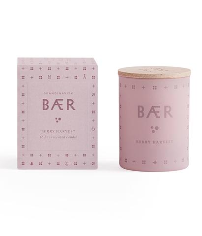 Свеча ароматическая BAER с крышкой, Skandinavisk