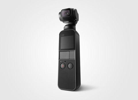 Экшн камера DJI Osmo Pocket с 3-осевым стабилизатором