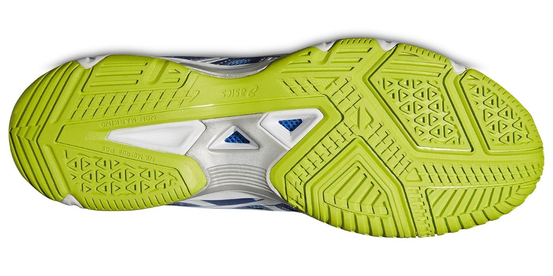 Мужские волейбольные кроссовки Asics Gel-Beyond 4 (B404N 3993) синие фото