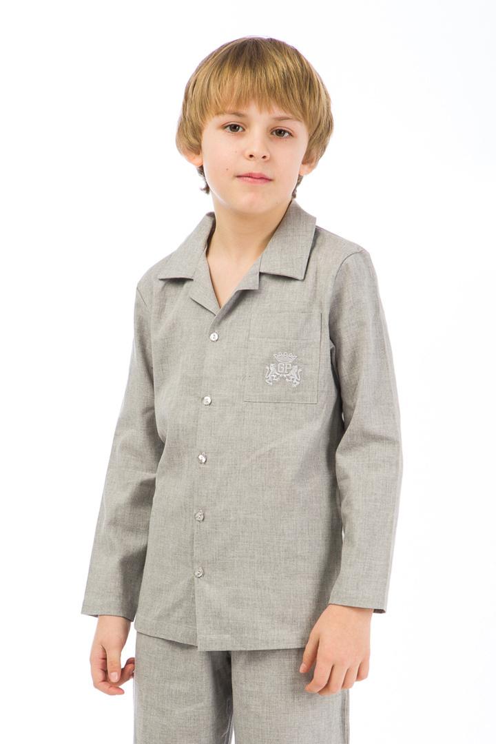 Детская пижама класса люкс GrigioPerla (Для мальчиков)