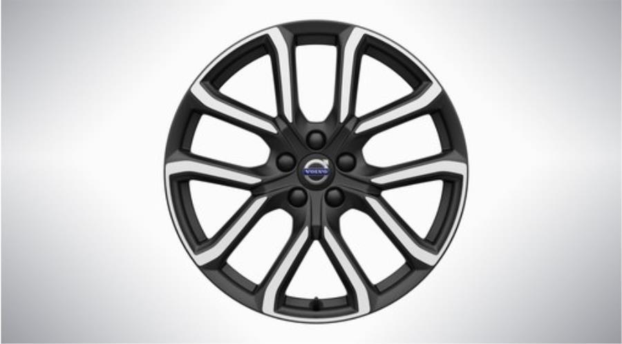 Диск колесный R20 Matt Tech Black Diamond Cut 31414515 для Volvo XC 90 2015-