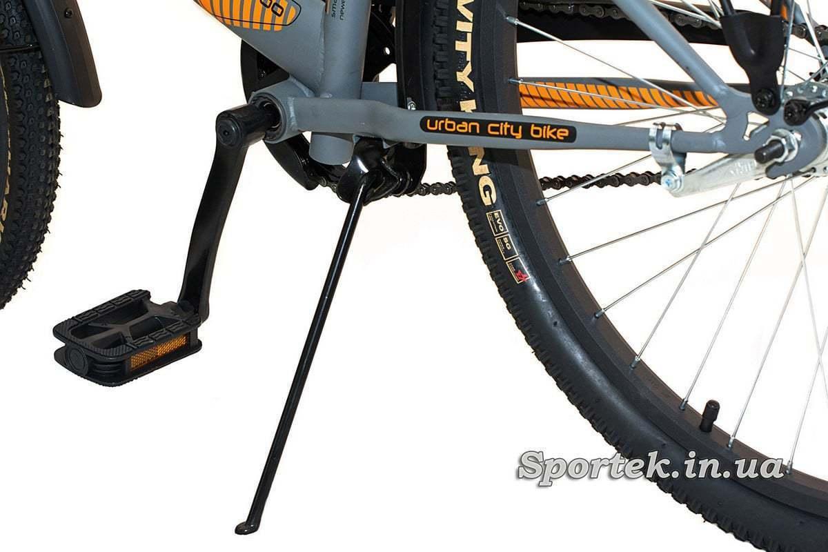 Formula Smart - подножка и педаль с шатуном