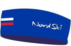 Повязка NordSki Active Blue Rus NEW