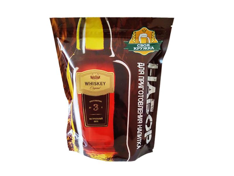 Ингредиенты спиртовые WHISKEY Original экстракт Своя Кружка 4,5кг AVI.jpg