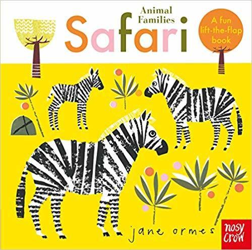 Kitab Animal Families: Safari | Jane Ormes