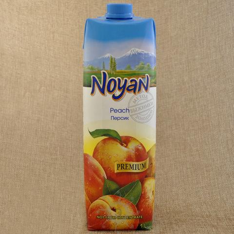 Нектар персиковый Ноян, 1л