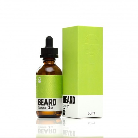 BEARD (60ml) - Green Melon Custard