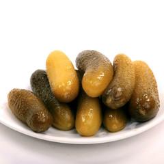 Огурцы бочковые соленые 1,3 кг