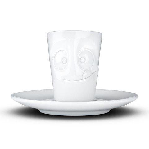 Эспрессо-кружка с ручкой Tassen 80 мл
