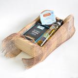 Набор подарочный Riso Tonno в деревянном ящике