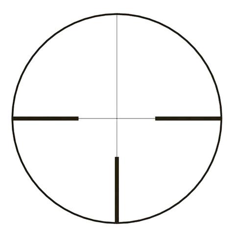 ПРИЦЕЛ NIKON MONARCH 7 1-4X24 W/R4B