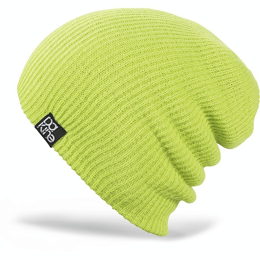 Длинные шапки Шапка-бини вязаная Dakine Tall Boy Citron 48.jpg