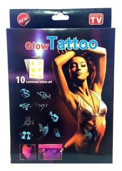 Товары для красоты Фосфорные татуировки Glow Tattoo glow_tattoo.jpg