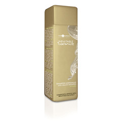 INIMITABLE blonde anti-yellow shampoo 250ml шампунь анти-желтый
