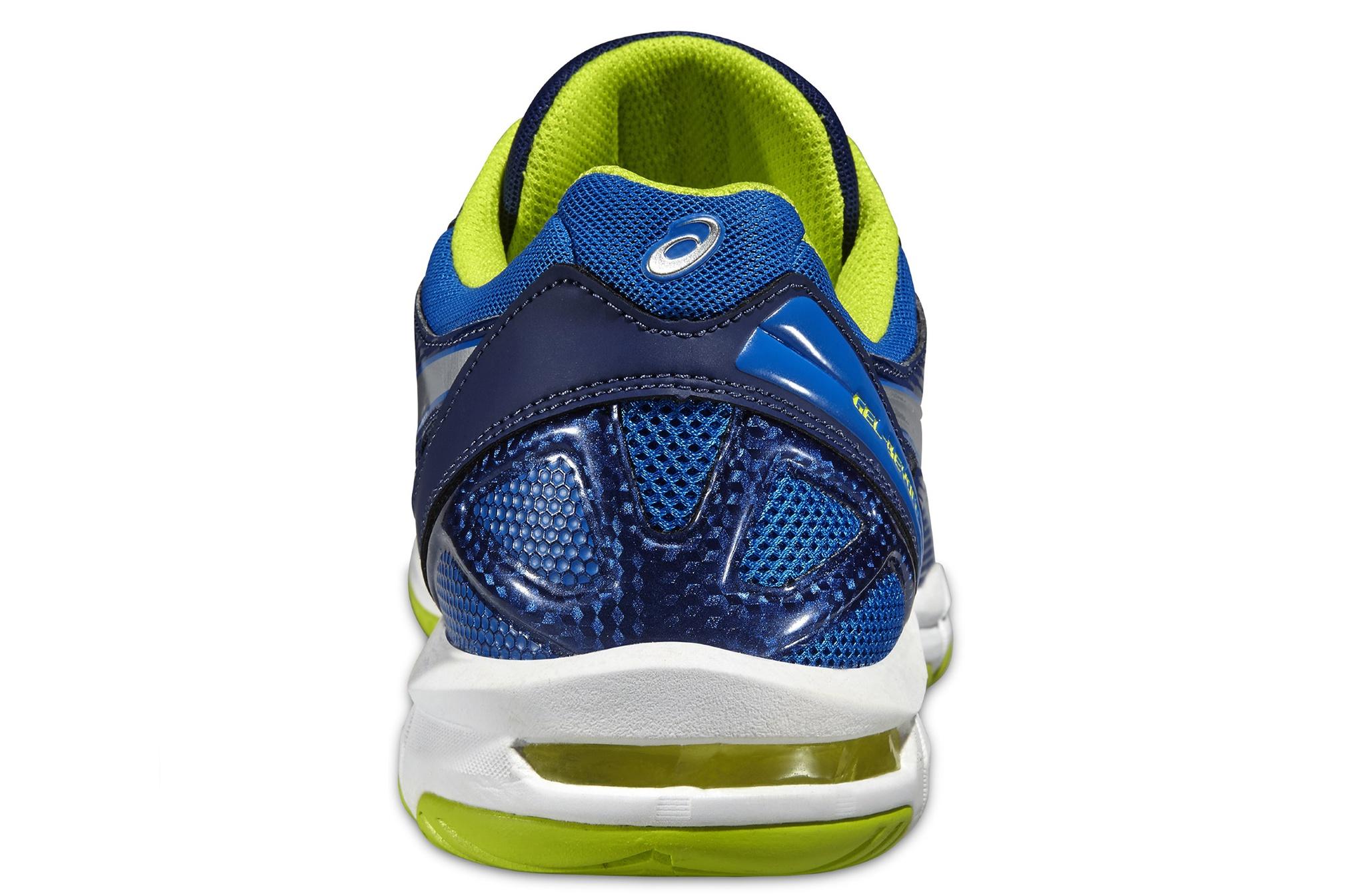 Мужские кроссовки для волейбола Asics Gel-Beyond 4 (B404N 3993) синие фото