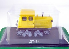 Tractor DT-54 1949 1:43 Hachette #2