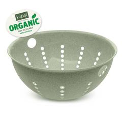 Дуршлаг PALSBY L Organic, 5  л, зелёный Koziol