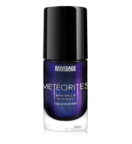 LuxVisage Meteorites Лак для ногтей тон 607 (Северное сияние) 9г