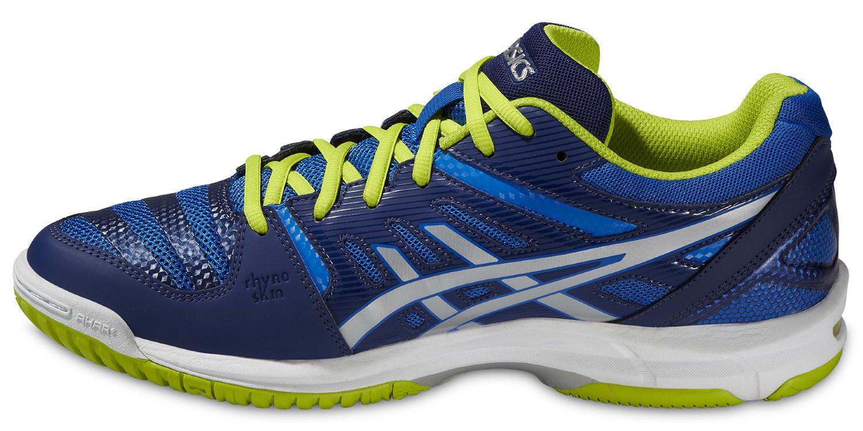 Мужские кроссовки для волейбола Асикс Gel-Beyond 4 (B404N 3993) синие фото