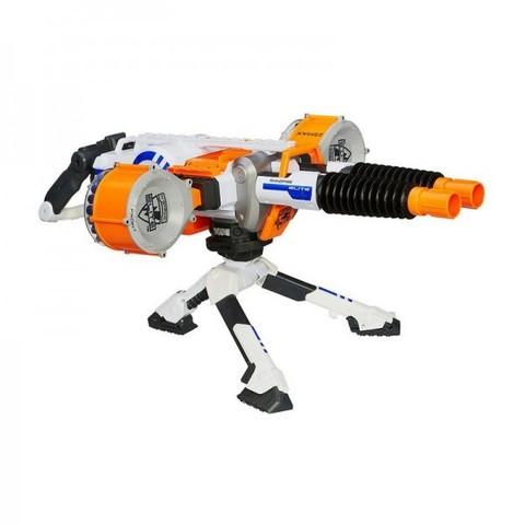 Бластер Nerf N-Strike «Элит Ринофайр» 34276 — Nerf N-Strike Elite Rhino-Fire Blaster — Нерф Нёрф Нерв