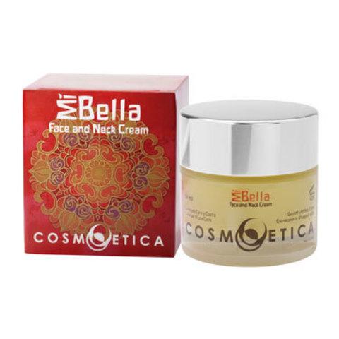 Увлажняющий крем для лица и шеи Mi Bella Cosmoetica, 50 мл ДО 05.2020