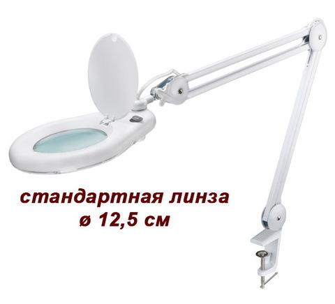 Лампа лупа настольная  8066, 22 Вт